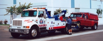 truck towing oxnard ca